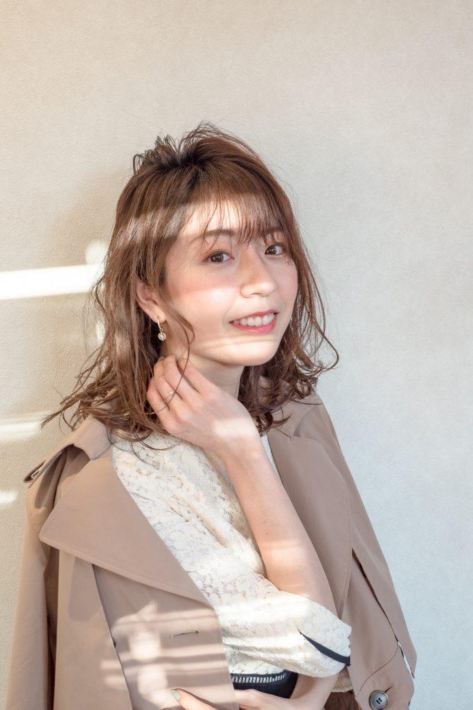 撮影 豊田 髪質改善