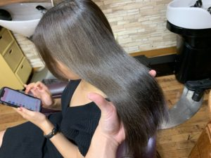 髪質改善 トリートメント ヘアエステ