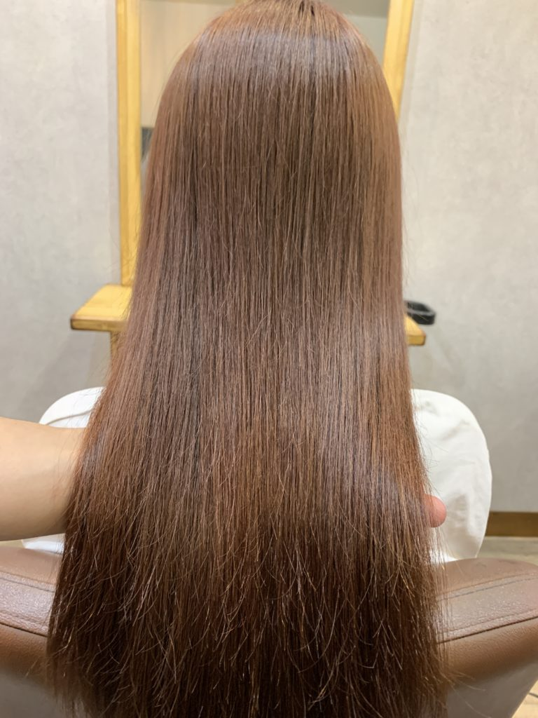ヘアエステ 髪質改善 トリートメント