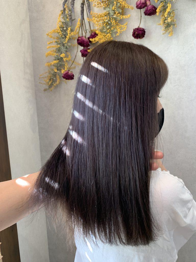 ヘアエステ トリートメント 髪質改善 豊田